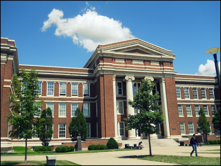 Baldwin Hall at University of Cincinnati