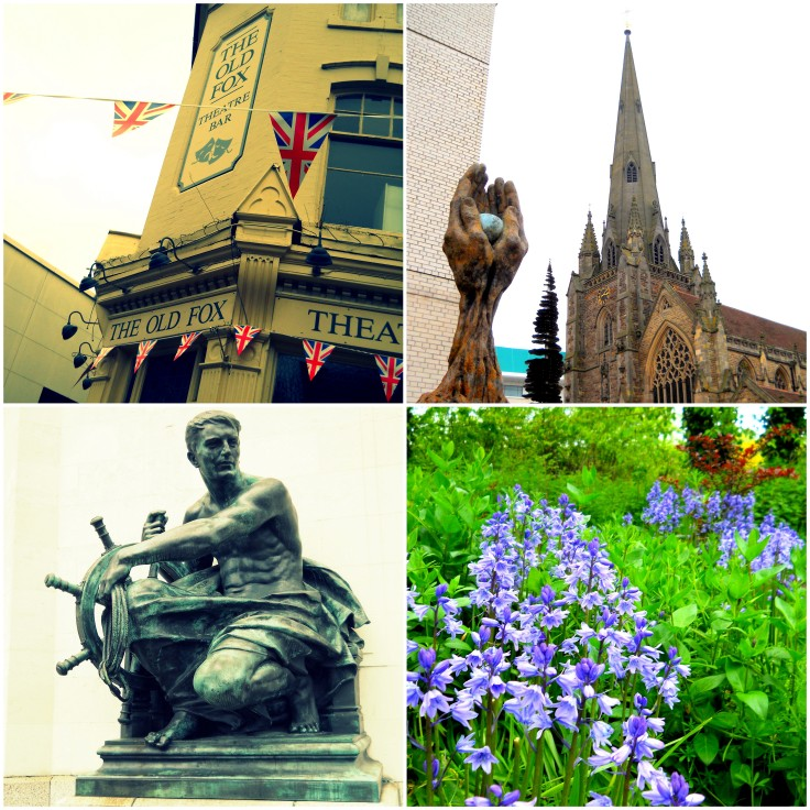 Sights of Birmingham