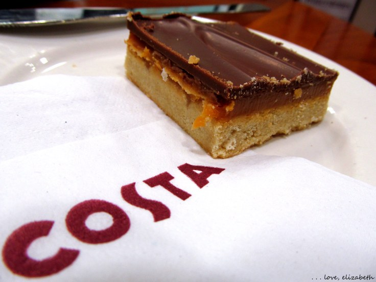 Costa Shortbread