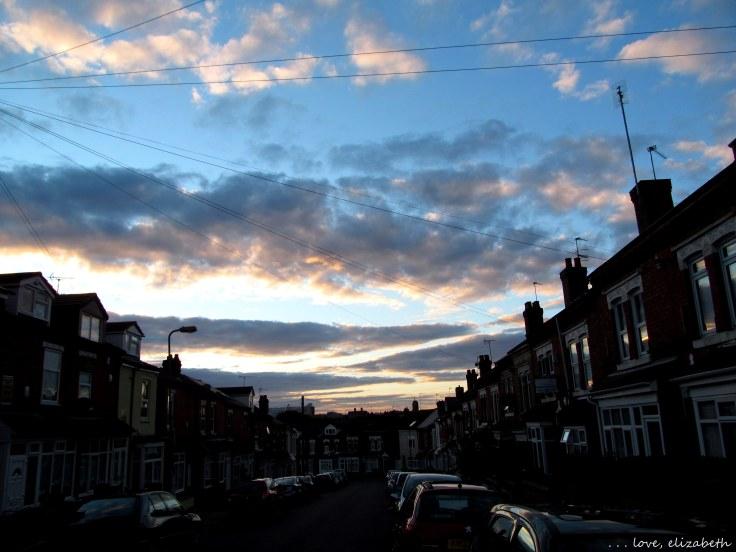 Birmingham Sunset