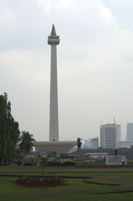 Monas, the National Monument