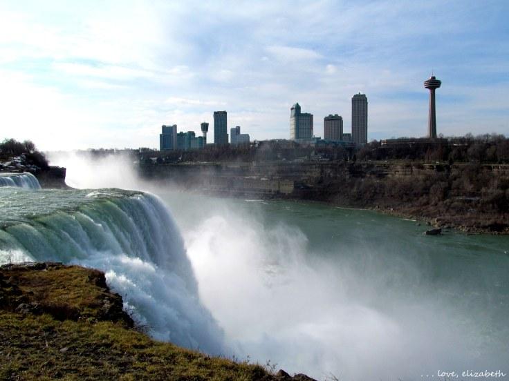 A quick trip to Niagara Falls