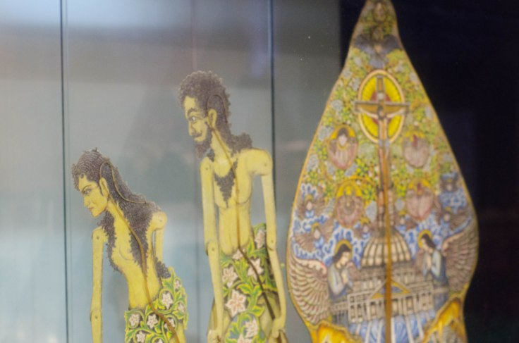 Adam and Eve Wayang