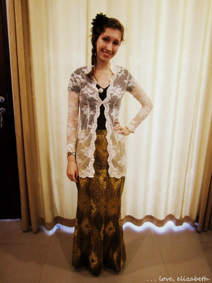 Kartini Costume