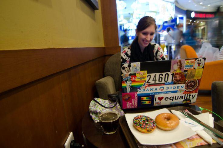 Krispy Kreme Kafe