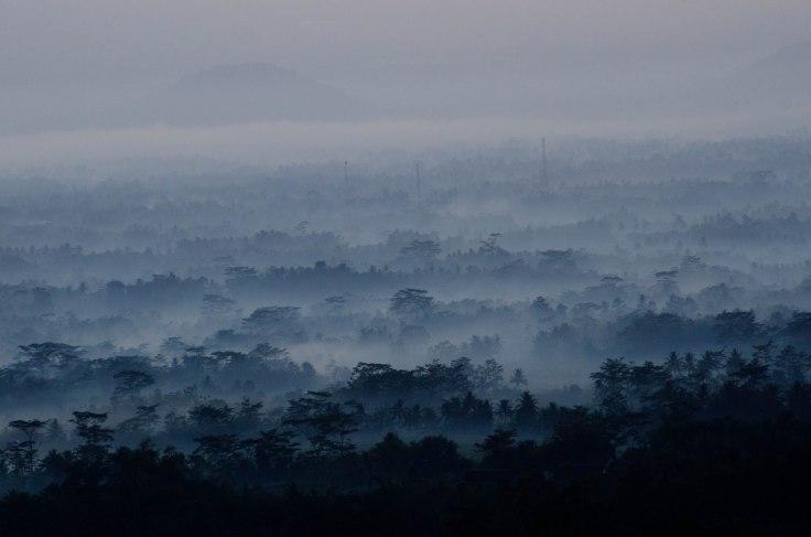 Borobudur Mist