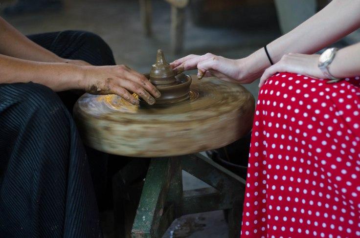 Pottery Class!