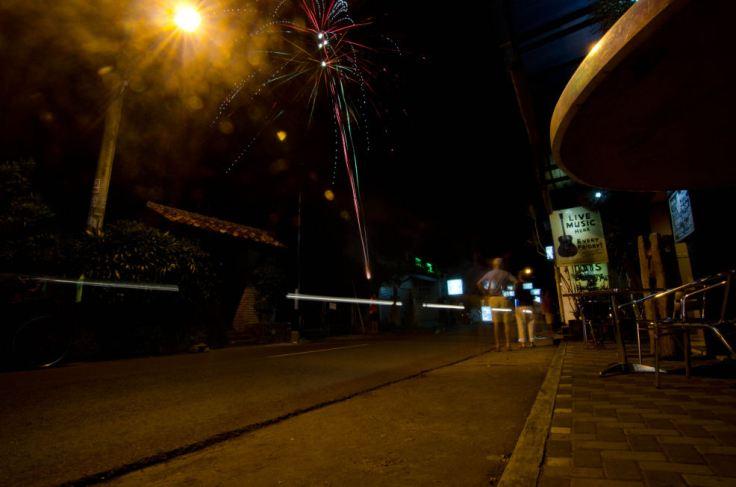 Idul Fitri Fireworks