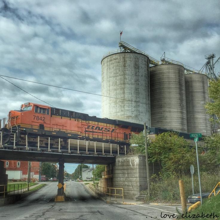 Ohio train