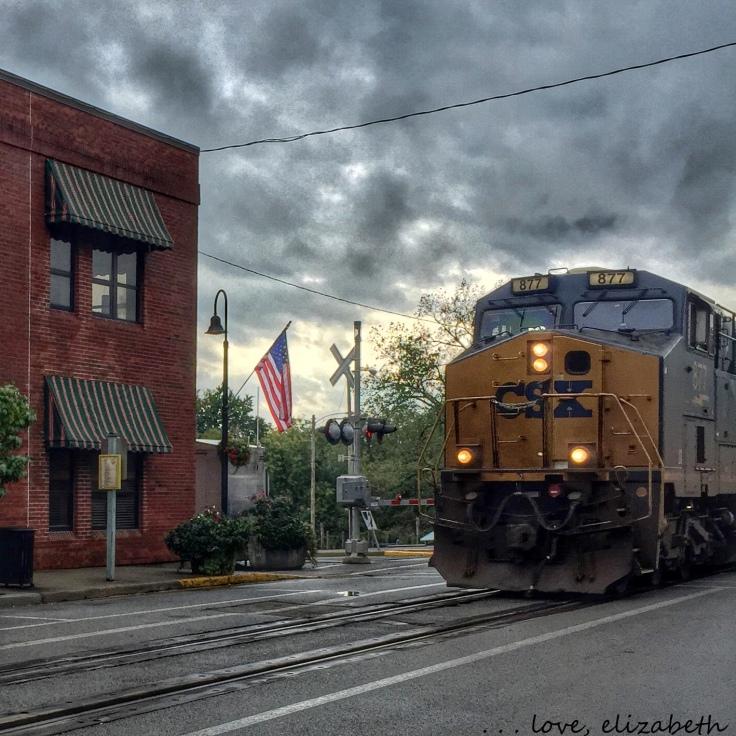 La Grange train