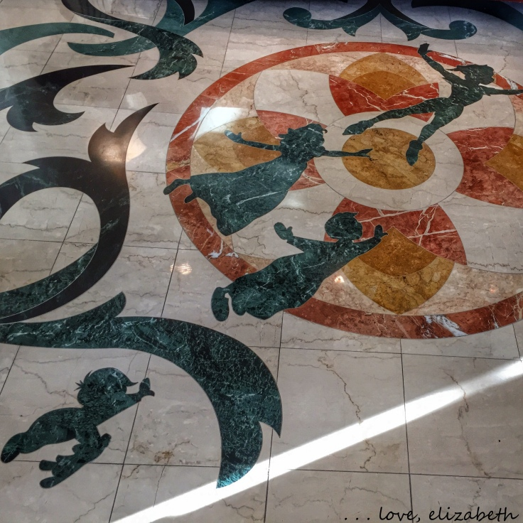 Peter Pan floor